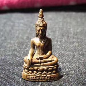 晚清时期 精工铸造 印度皇室 厅堂 护法铜佛摆件