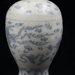 明代墓酒瓶