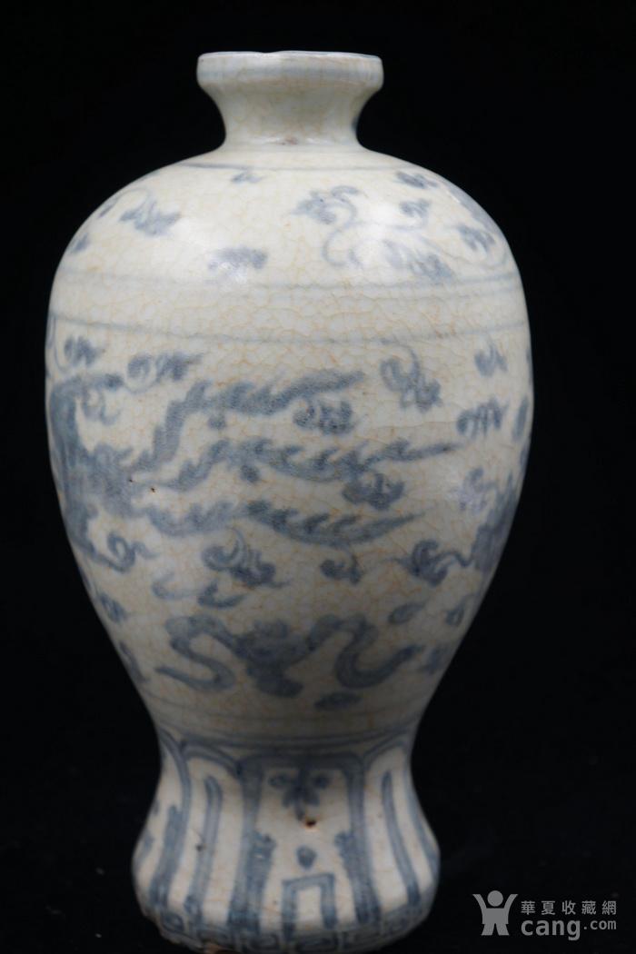 明代墓酒瓶图1