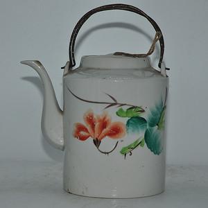 50 60年代手绘老茶壶