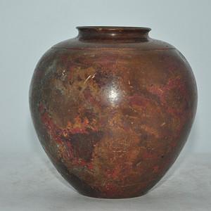 民国小铜罐