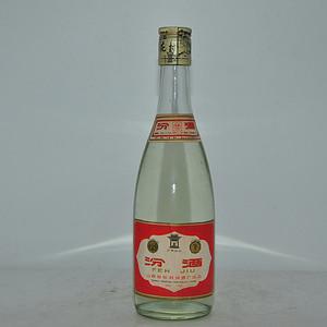 92年53度山西汾酒一瓶