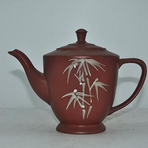 紫砂老茶壶