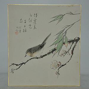 日本花鸟画