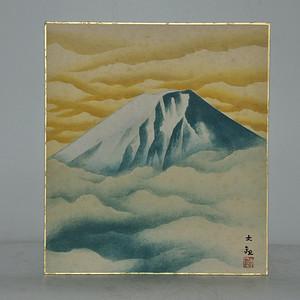 日本粉彩画