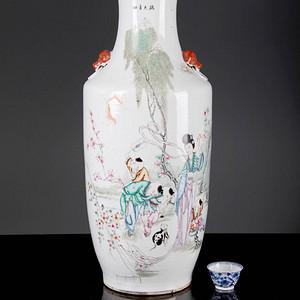 清晚民国300件大瓶