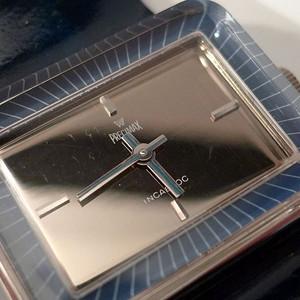PRECIMAX瑞士原产女士机械腕表 宝石蓝