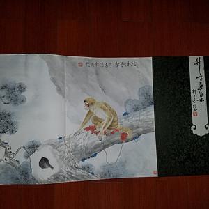 联盟 《收藏精品》苏州工笔花鸟画家:应竹鸣手绘12页大型画册一套