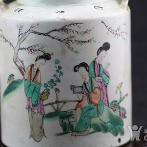 金牌 民国 老 茶壶
