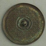 铜器圆铜镜