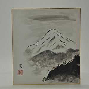日本水墨画