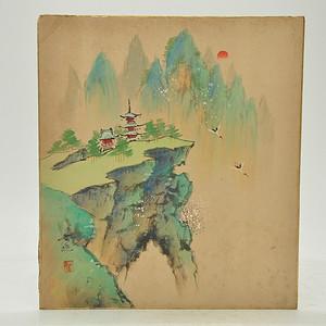 日本风景画