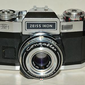金牌 德国蔡司  183 伊康Zeiss Ikon光学旁轴相机