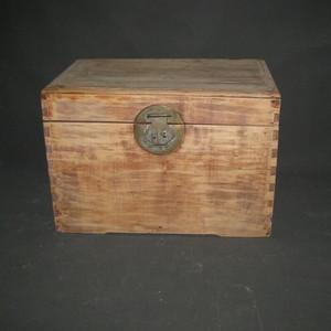 楠木大书箱