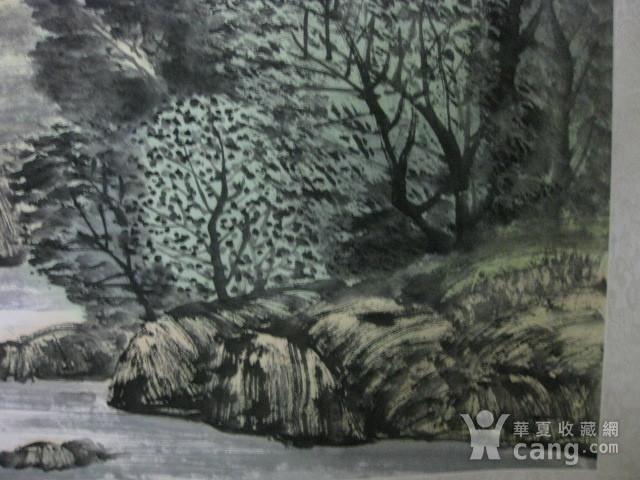 中国美协会员,广东画家袁景杰山水。四尺整张图10