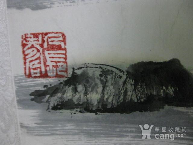 中国美协会员,广东画家袁景杰山水。四尺整张图12