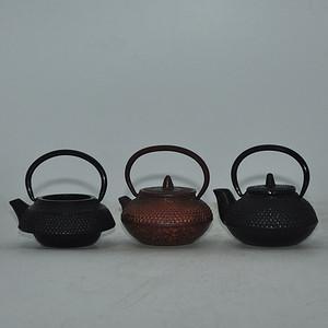 日本南部小铁壶三个