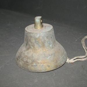 民国时期老铜钟