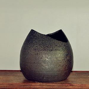 日本花道瓷罐