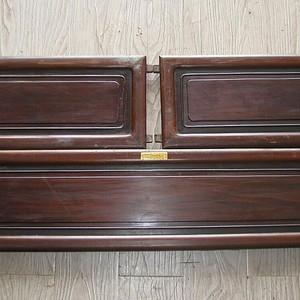 3片一套老红木素板