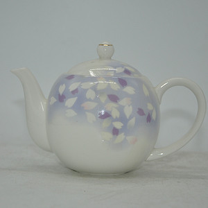 日本大吉窑瓷茶壶