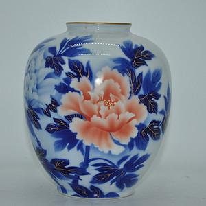 日本深川制花瓶