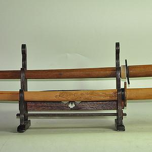 日本木制刀一套