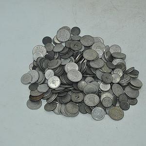 五百克日本老钱币