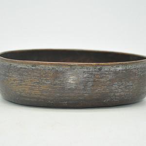 日本茶道铜建水