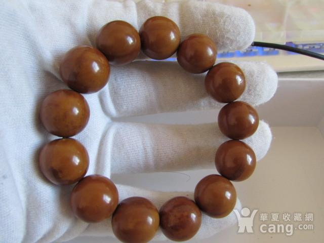 圆珠橄榄手串图1