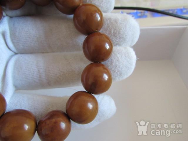 圆珠橄榄手串图2