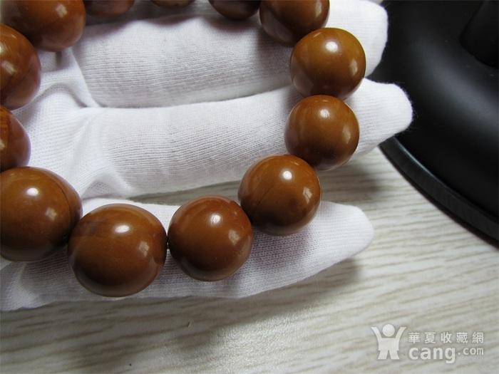 圆珠橄榄手串图7