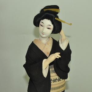 日本仕女人偶