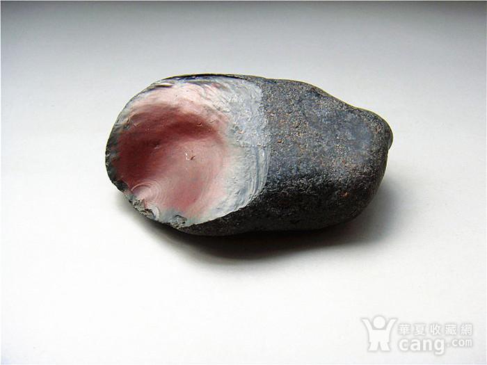 天然盐源七彩玛瑙原石籽料图1