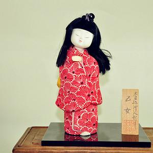 日本少女人偶