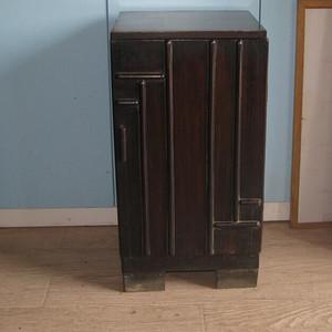老红木小柜子