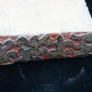 汉代老砖砚