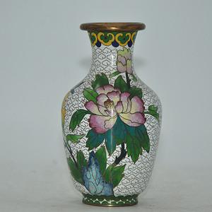 景泰蓝小花瓶