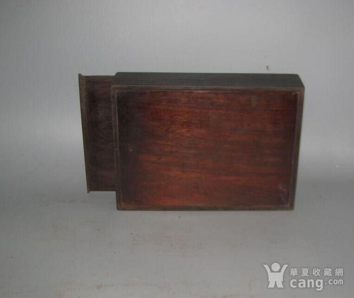 老红木麻将盒子图6