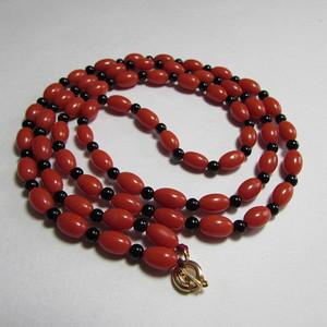 精美红珊瑚项链