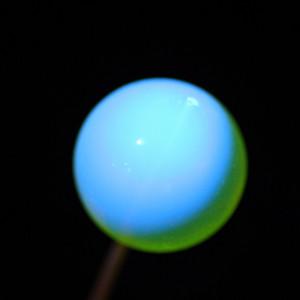 蓝珀单珠    20mm     4.3克