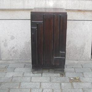 红酸枝床头柜