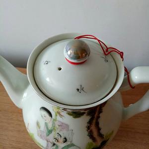 联盟 人物茶壶