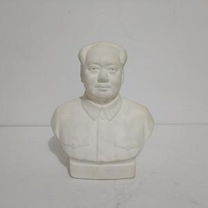 联盟文革毛主席瓷像