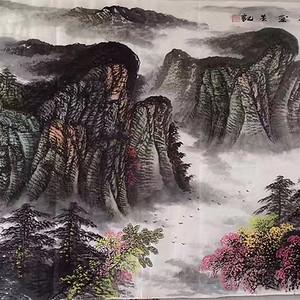 易厚德精品小八尺240x96,《春山清韵》