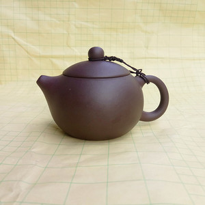 联盟 小紫砂壶 西施壶