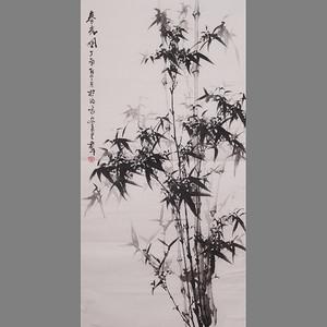 联盟 赵冬雪款国画:春光图