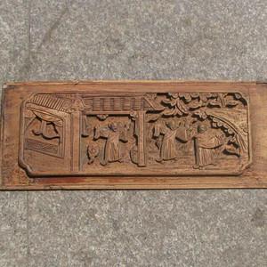 工艺不错楠木雕刻板