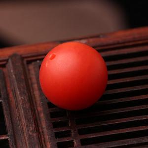 保山南红单珠21mm12.6克