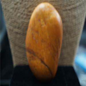 160克和田黄沁籽料原石